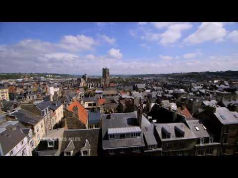 Port de DIEPPE en 2016 sur France télévision 3 ....