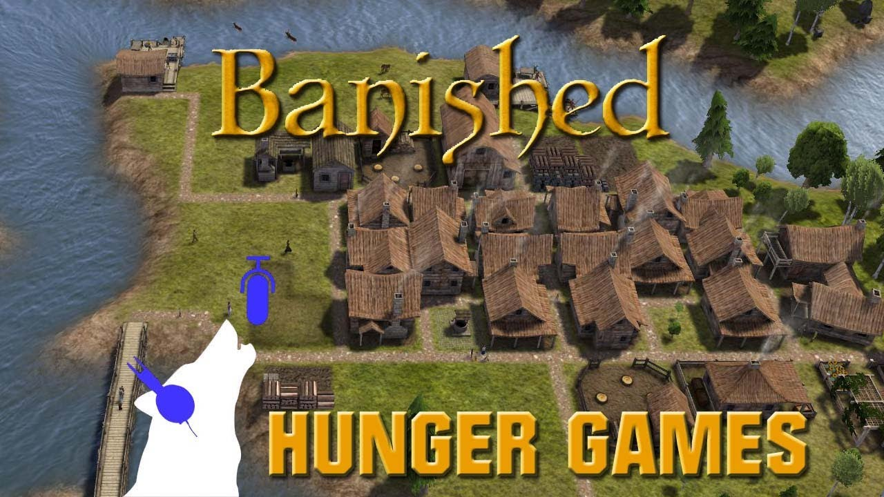 Banished - when hunger strikes - YouTube