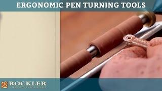 Rockler Ergonomic Pen Turning Tools