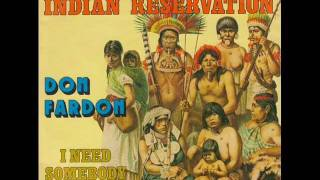 Indian Reservation - Don Fardon (Vinyl)