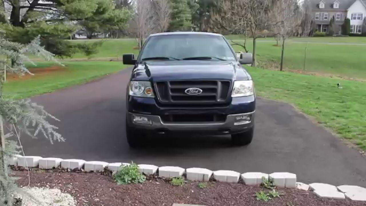 10 Year Old Ford F-150 Review