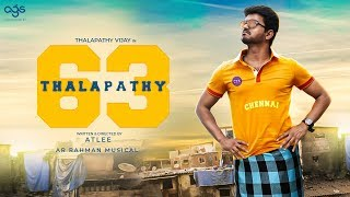 THALAPATHY 63 Massive Dance Update!
