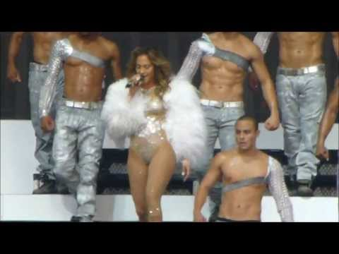 Jennifer Lopez - Dance Again (Live)