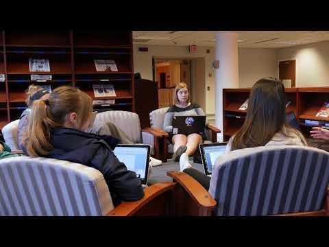 Mansfield University North Hall Library