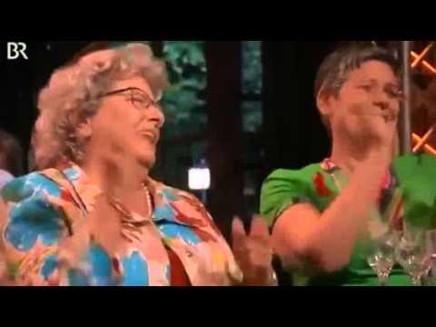 Richard Rogler - Bayerischer Kabarettpreis 2014 | Laudator Frank-Markus Barwasser