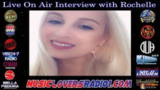 DJ RACER INTERVIEW WITH ROCHELLE - 12/20/2019
