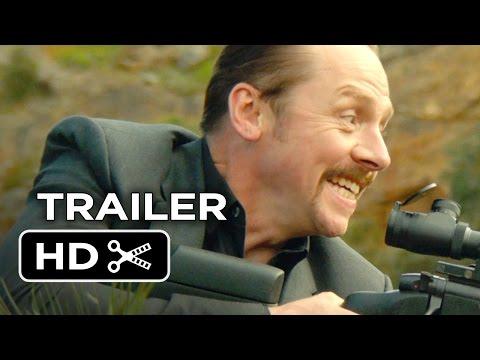 Kill Me Three Times TRAILER 2 (2015) - Simon Pegg, Teresa Palmer Movie HD