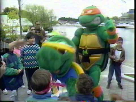 Domer and Ninja Turtle