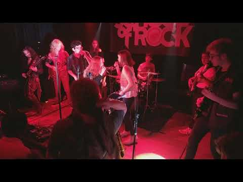 2018 SOR East Cobb house band first show - Cult of personality