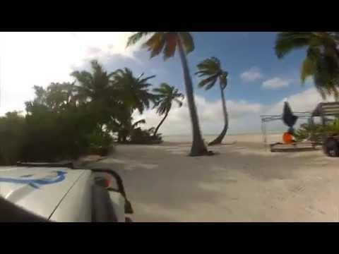 Kitesurfing the Cocos (Keeling) Islands - 2013