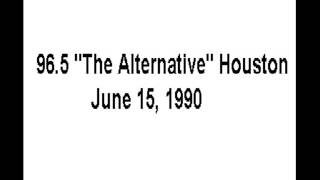 """96.5 The Alternative"" Houston (1990)"