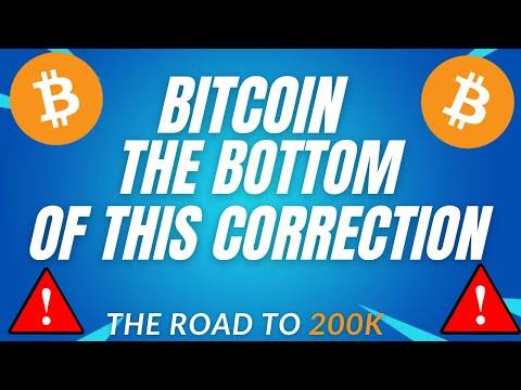 THE BOTTOM OF WAVE 4? - BTC PRICE PREDICTION - SHOULD I BUY BTC - BITCOIN FORECAST 200K BTC