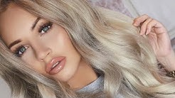 COME TO THE SALON WITH ME | ASH BLONDE HAIR | Lucy Jessica Carter