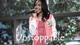 China Anne Mcclain - Unstoppable (Full Song)