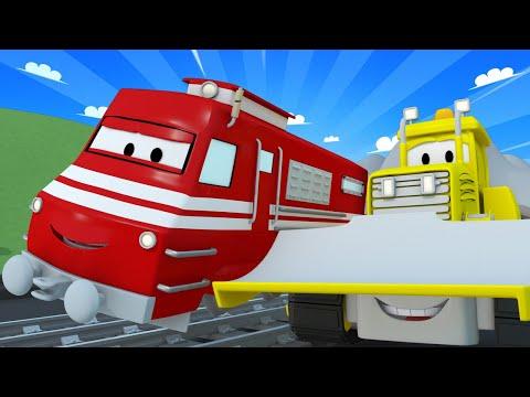 Billy Si Buldozer - Troy Si Kereta 🚉 Truk Kartun Untuk Anak-anak L Indonesian Cartoons For Kids