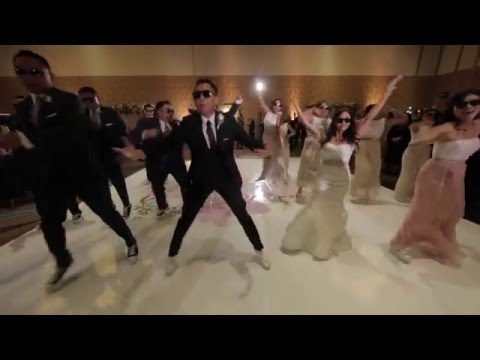 Uptown Funk (Lapira Wedding Party Dance)