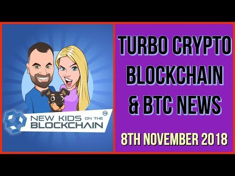 CRYPTO BLOCKCHAIN BTC NEWS 8th NOV. BTC , XRP, ETH , EOS and MORE!