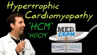 Hypertrophic Cardiomyopathy (HCM) Explained Clearly - Exam Practice Question