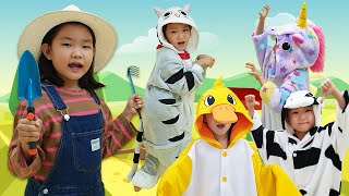 Old MacDonald Had A Farm | Nursery rhymes & Kids song By LoveStar