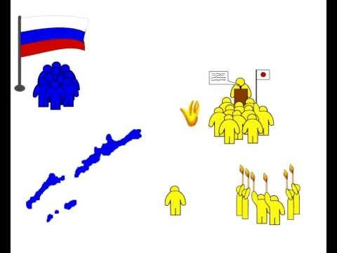 Japanese!!! Stop claiming Russian Kuril Islands