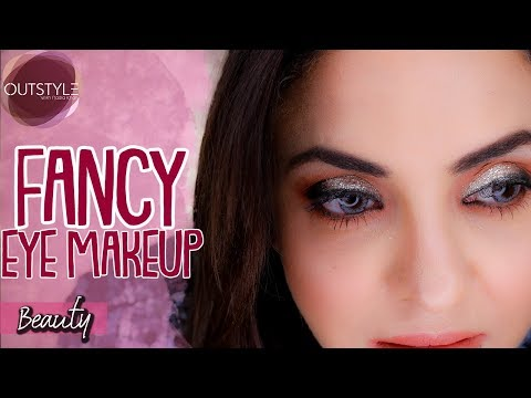 Fancy Colored Eye Makeup | Jaclyn Hill & Inglot Duraline | Makeup Product Review