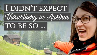 I didn't expect Vorarlberg in Austria to be so ... | Travel on the Brain