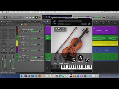 KVR: Auditory Lab Fiddle Plugin - (Pc/Mac VST, AU) by Auditory Lab