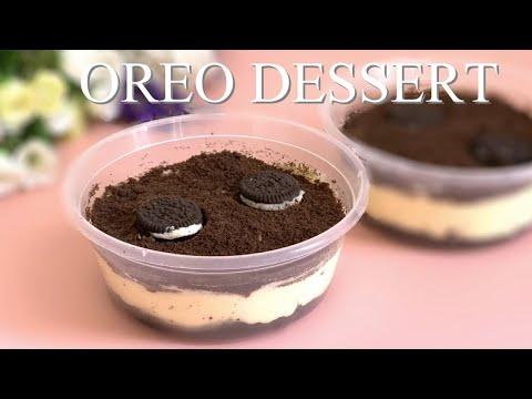 no-bake-oreo-dessert- -oreo-dessert-recipe- -resep-oreo-dessert-box- -pakana-tv- -#oreo-#dessert