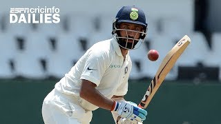 Dailies: Pujara stands tall at Eden Gardens