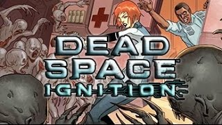 """Фильм """"Dead Space: Ignition"""" (русские субтитры) [HD]"""
