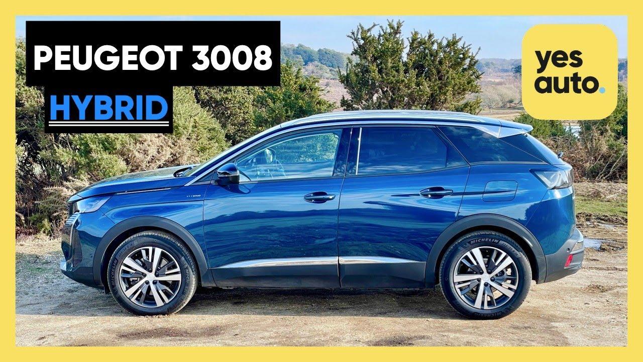 Peugeot 3008 SUV Plug-in Hybrid 225