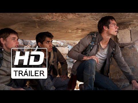 Maze Runner: Prueba de Fuego   Trailer   Oficial HD
