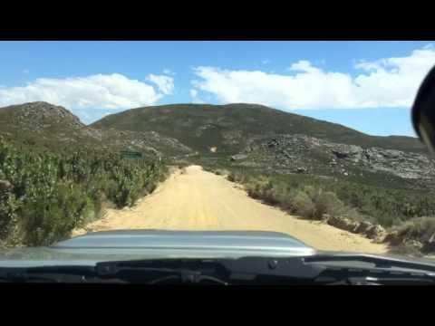 Swartberg Pass Hyperlapse