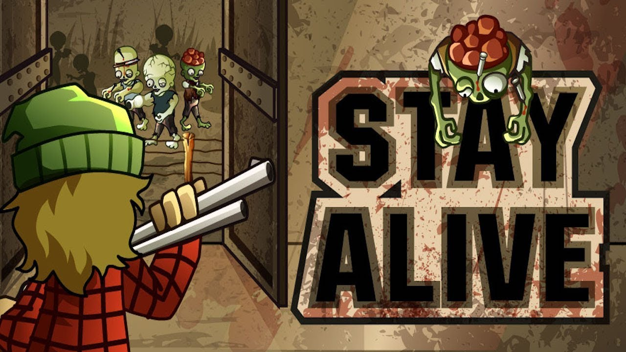 stay alive launch trailer youtube