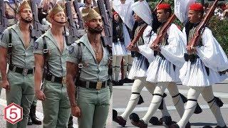 Seragam Militer Paling Unik dan Aneh