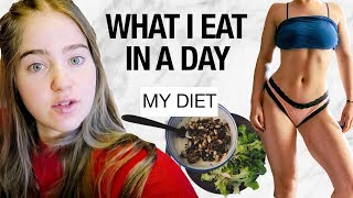 WHAT I EAT IN A DAY | a day in my life