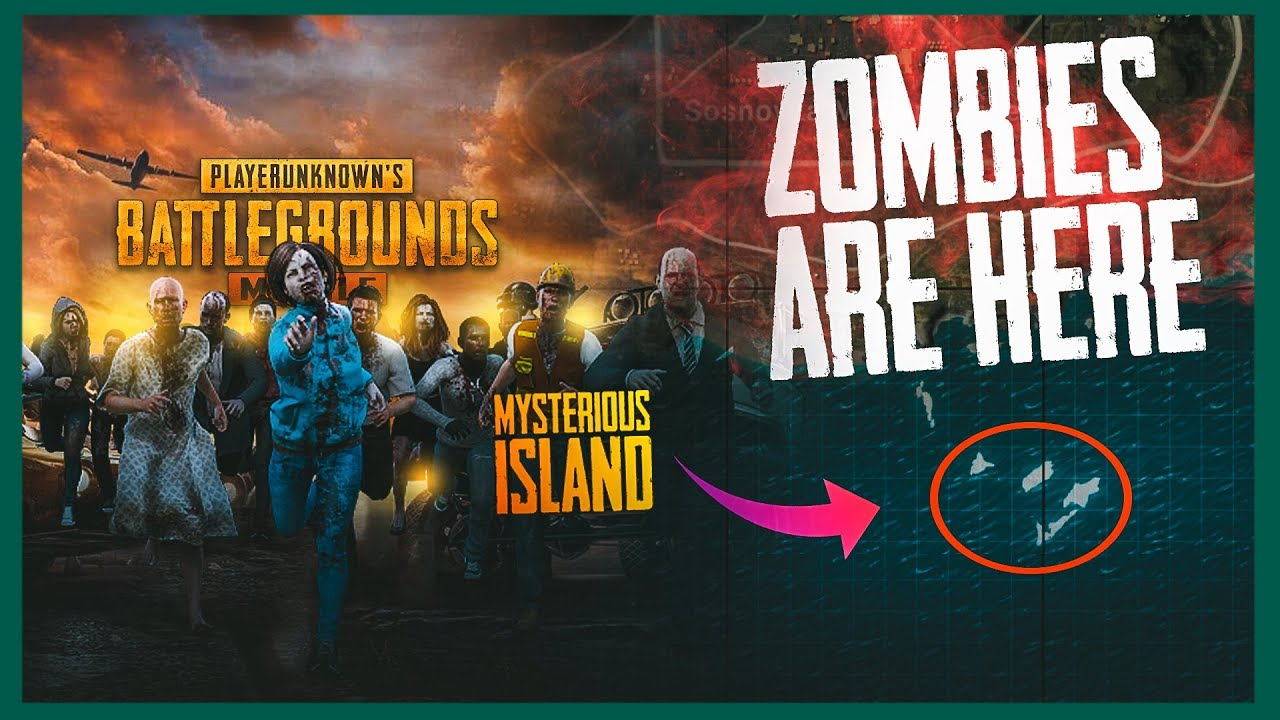 Pubg Mobile Hd Coming Soon: NEW ZOMBIE MODE COMING SOON
