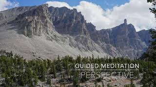 PERSPECTIVE: 3 Minute Guided Meditation | A.G.A.P.E. Wellness