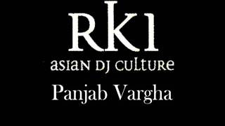 RK1 Asian DJ Culture - Panjab Vargha