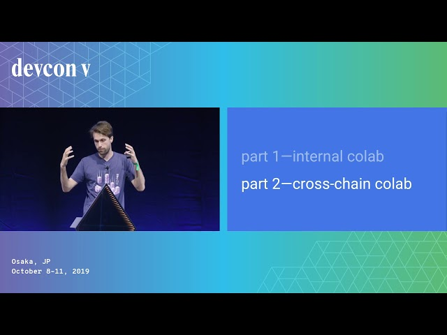 Eth2 Collaboration Culture Justin Drake (Devcon5)
