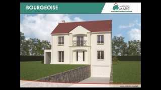 Plan De Maison Traditionnelle Diva 14