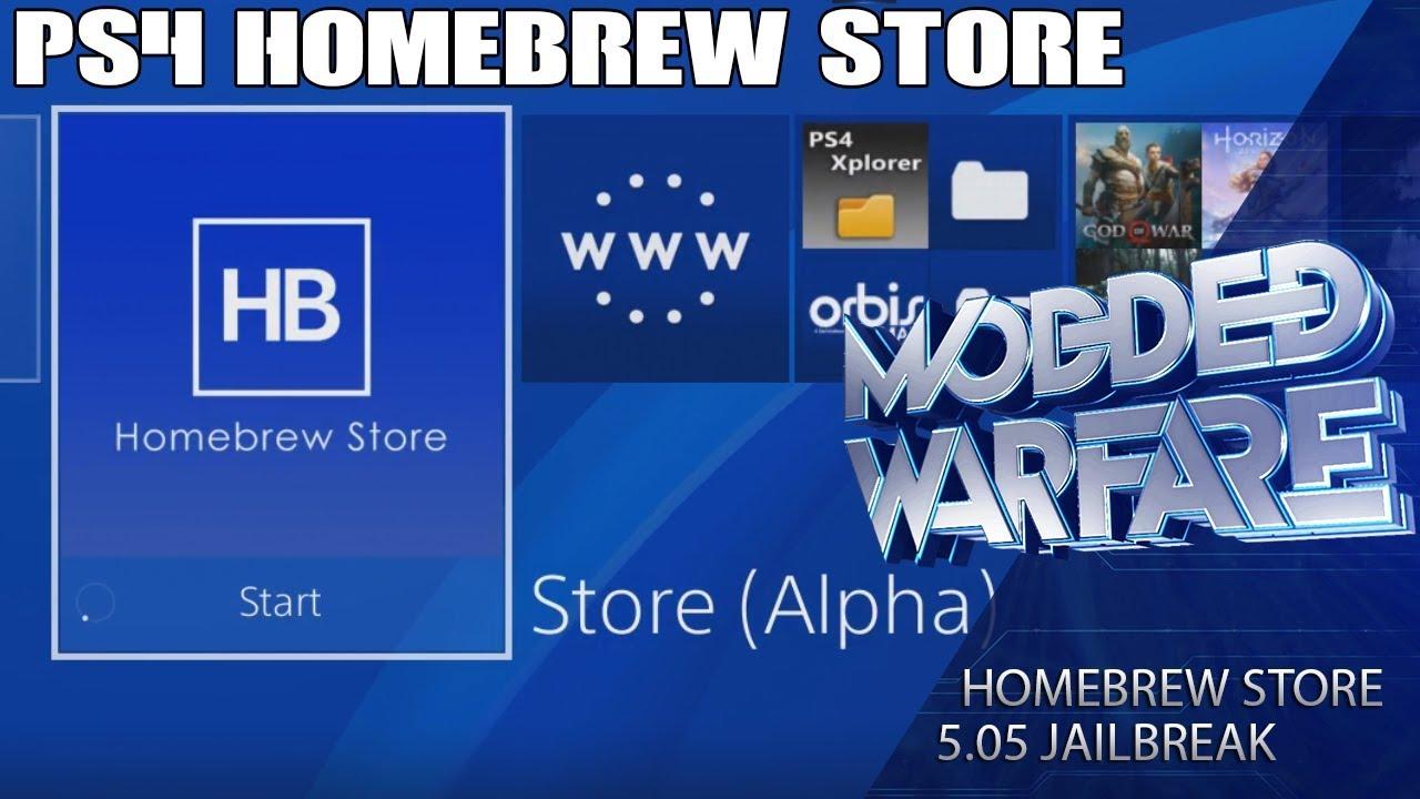 PS4 Homebrew Store Package (PKG) by LightningMods   PSXHAX - PSXHACKS