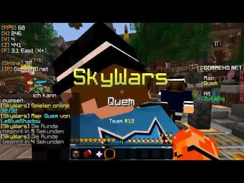 Minecraft Skywars YouTube - Minecraft spieler online