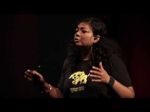 Why animal-rights is not a luxury: Rubaiya Ahmad at TEDxDhaka