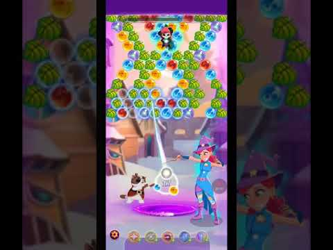 Bubble Witch 3 Saga Level 1420 ~ LAST LEVEL Jan 2019 ~ NO BOOSTERS