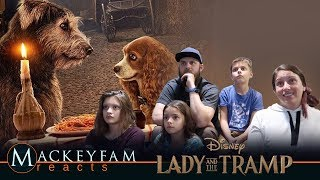Lady and the Tramp | Official Trailer #2 | Disney+ | REACTION and REVIEW!!!
