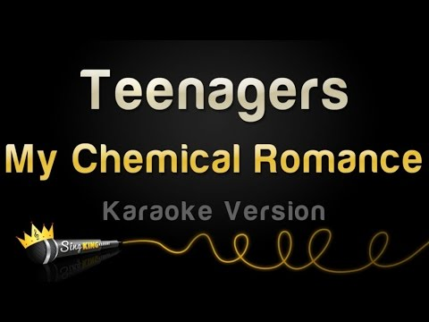 My Chemical Romance  Teenagers Karaoke Version