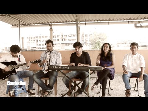 Jiya Jale-Hello-Jiv Rangala...(Clandestine Unplugged)