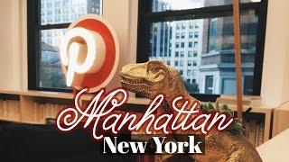 数週間前に、NYCへ出張でマンハッタンにあるオフィスへ世界中から集まっ...