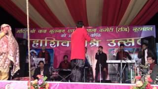 Live at Noormehal Jagran 2015 || Singer: Sunny Doshi || Super Bhajan Shiv Viyah